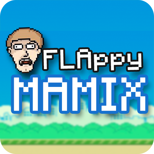 [NEW][FREE]Flappy Mamix(Game about the blogger)-4.png