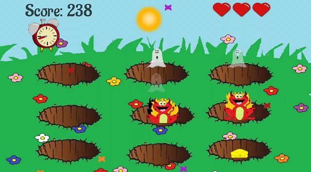[free]Popping frog-fast paced tap game-spring.jpg