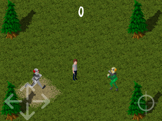 Killer Clowns Hunt, new game for android!-1.png