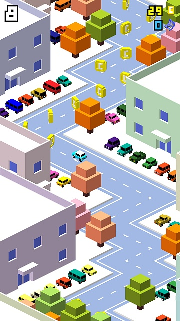 [FREE] Tap Tap Driver - An Endless Driving Game On A ZigZag Road-screenshot_20161019-184230.jpg