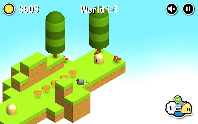 [Free][Game][2.3+] Jack N' Jill 3D - 3d isometric one button platformer-screenshot2.jpg