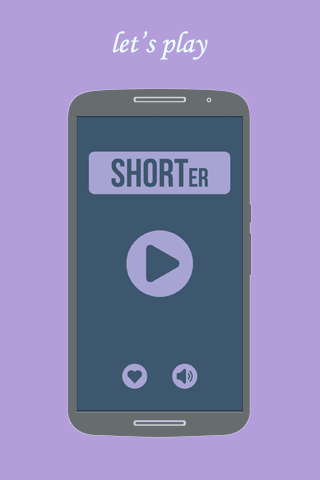[FREE][GAME] If you're finding a new game, SHORTer is for you.-scrn1.png