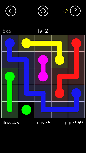 [Game] - Flow Free Unlimited - Unlimited level-screenshot_1.png