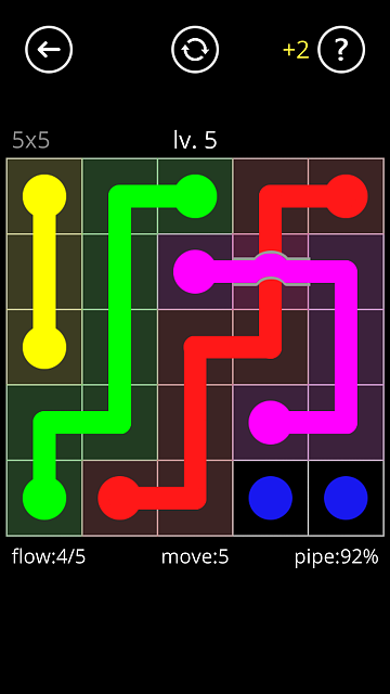 [Game] - Flow Free Unlimited - Unlimited level-screenshot_4.png
