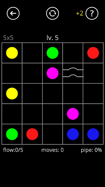 [Game] - Flow Free Unlimited - Unlimited level-screenshot_5.png