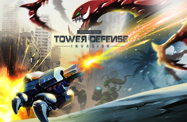 Tower Defense Invasion - New Strategy game for android-1.jpg