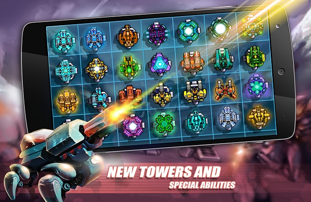 Tower Defense Invasion - New Strategy game for android-5.jpg