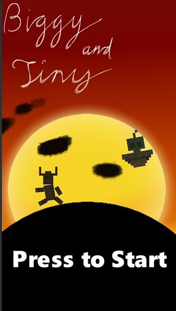 [Free Indie Game] Biggy and Tinny - the mini classic game you have been missing-screenshot_4.jpg