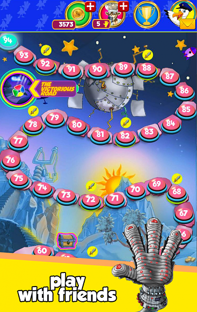 Swipe! Brick Attack - HIT BRICK BREAKER!!! Unique Action Packed Arcade Puzzle Game-3-play-friends.png