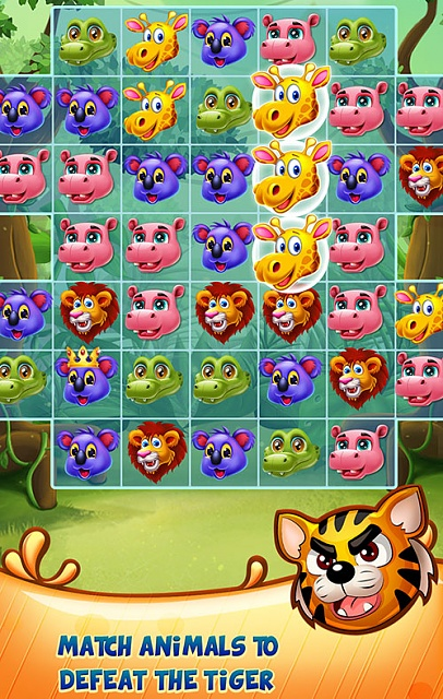Jungle Rush - Adventure Puzzle-1.jpg