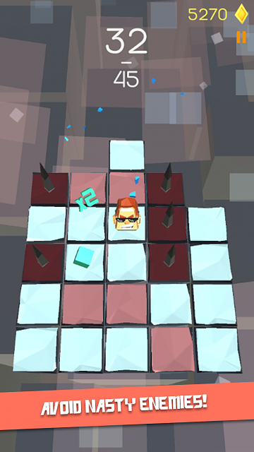 [Free][Game][Arcade] Bulky Head - Smash objects using your head!-ss3final.png