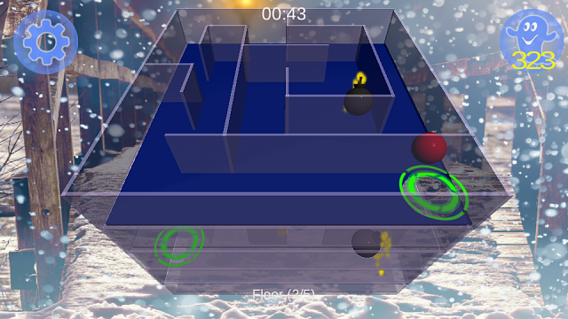 [FREE][GAME] 3D Cube Labyrinth-scr2.png