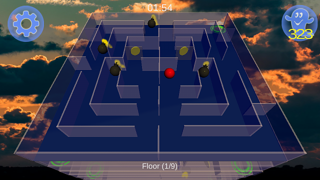 [FREE][GAME] 3D Cube Labyrinth-scr5.png