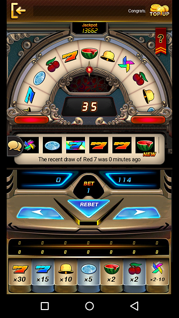 online slots that pay real money fruit casino