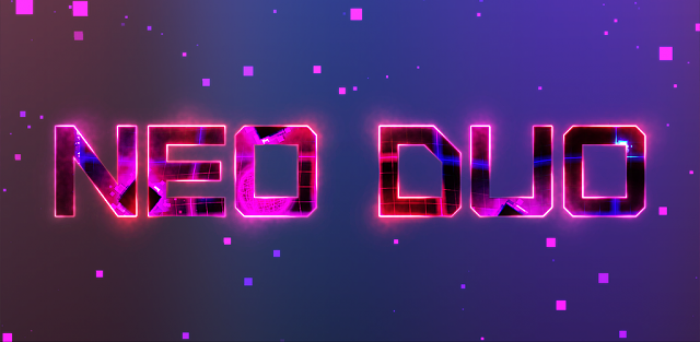 [NEW][FREE GAME] Neo Duo: Neon arcade dodge-em up-neo-duo-logo.png