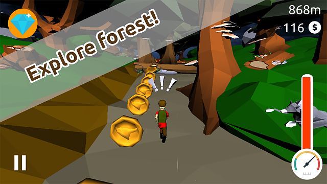 [FREE] [GAME] [1.0+] Wild Forest Run-screens2.png