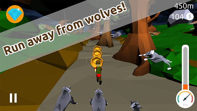 [FREE] [GAME] [1.0+] Wild Forest Run-screens4.png