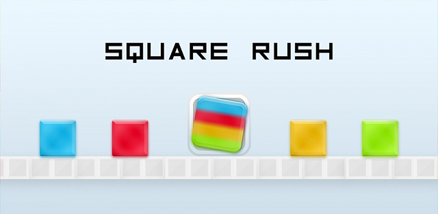 [Game][4.0+][Free]Square Rush - Press right color and run!-website.jpg