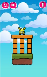 [FREE][GAME] Rabbit Drops ---- NEW Physics Puzzle Game! 2017-1png.jpg
