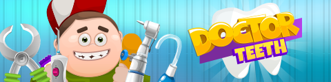[FREE][GAME] Doctor Teeth Dentist Clinic-480x120.png