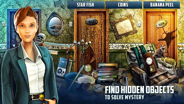 [FREE GAME] Hidden Object Mystery Girl-ss4.jpg