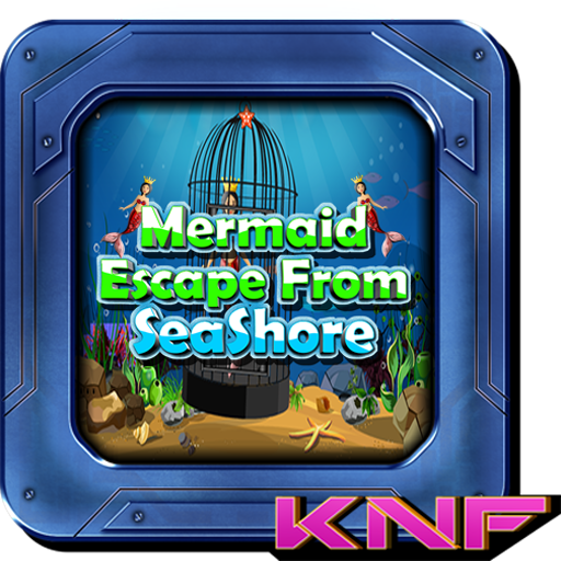 Mermaid Escape From SeaShore-512x512.png