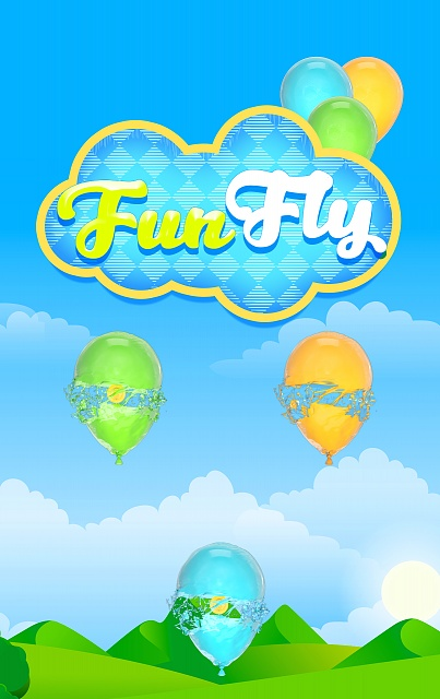 FunFly: NexGen. Balloon Game!-screenshot-mobile-1.jpg