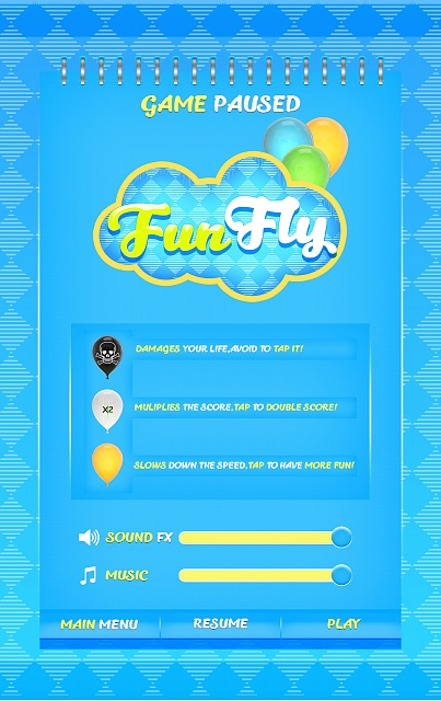 FunFly: NexGen. Balloon Game!-screenshot-mobile-5.jpg