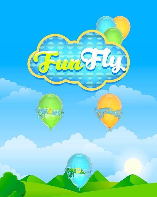 FunFly: NexGen. Balloon Game!-tablet-screenshot.jpg