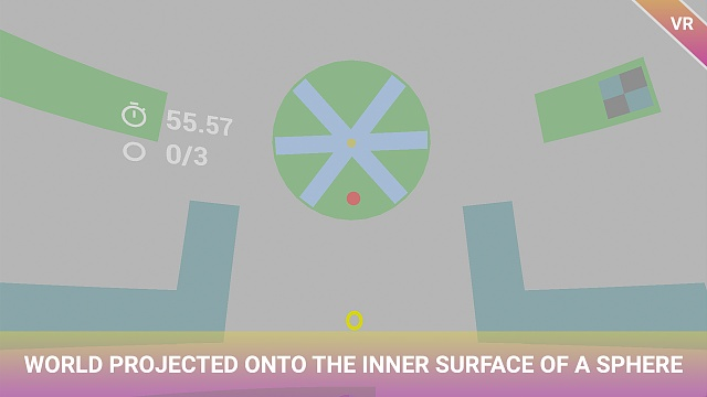 [FREE][VR][GAME] Awesome Maze: Round World VR - Now Available!-6.-world-projected-onto-inner-surface-sphere.jpg