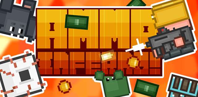 How'd I do? Free Endless Platformer Shooter - AMMO INFERNO-featuredimage.png