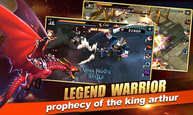 """New Game """"King Arthur"""" (MY OPINION) Android-2.jpg"""