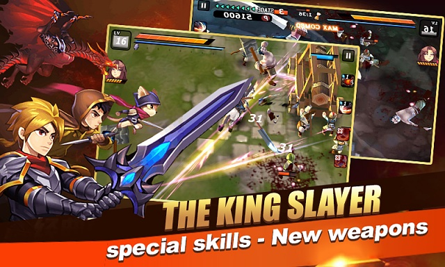 """New Game """"King Arthur"""" (MY OPINION) Android-3.jpg"""