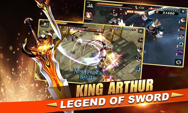 """New Game """"King Arthur"""" (MY OPINION) Android-screen-1.jpg"""