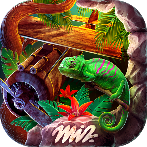 [4.1] Hidden Objects Jungle Mystery - a thrilling adventure!-icon512.png