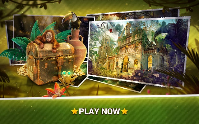 [4.1] Hidden Objects Jungle Mystery - a thrilling adventure!-enscr5.jpg