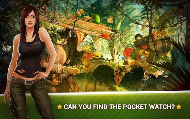 [4.1] Hidden Objects Jungle Mystery - a thrilling adventure!-enscr1.jpg