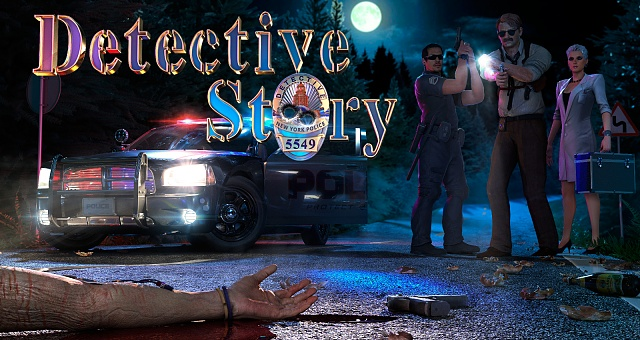 Detective Story [NEW ADVENTURE GAME]-poster1.jpg