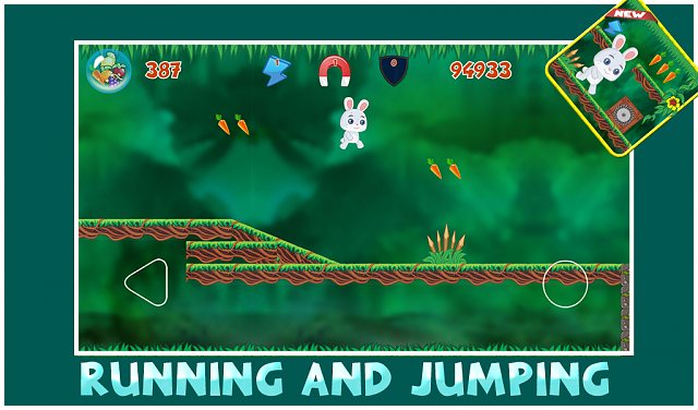 Rabbit Bunny running-Adventure FREE GAME-522797689.png
