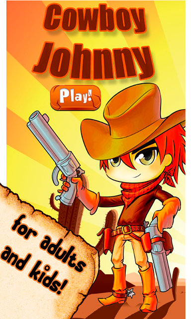 Cowboy Johnny Bubble Shooter [Arcade,Casual]-1.png