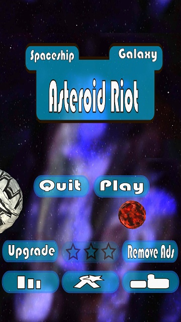 [Free][Android] Spaceship Galaxy Asteroid Riot-screenshot_20170605-111153.jpg