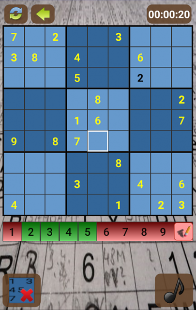 The Lord of Sudoku-screenshot_normal_game.png