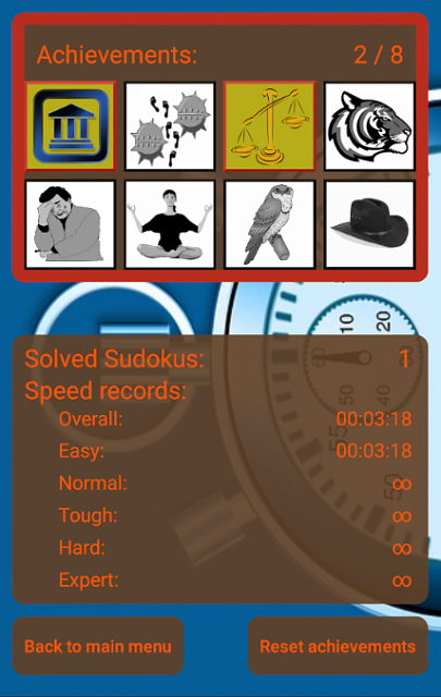 The Lord of Sudoku-screenshot_normal_achievements.png