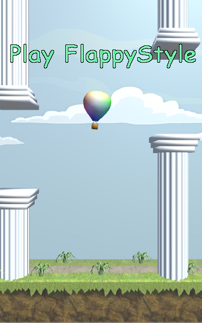 [GAME][FREE] FlappyStyle - The new and awesome Flapping - Game!-screenshot-1.png