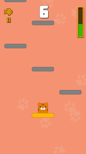 FlipCat - 2D Jump Gme about the Cat-screen5.png