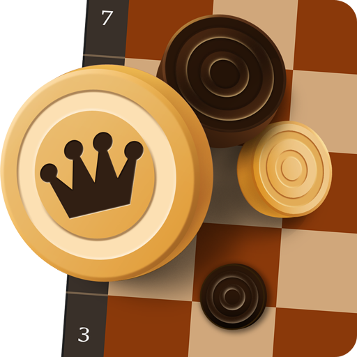 {GAME]{FREE]{4.1+] Checkers by SkillGamesBoard - easiest way to play with friends-skillgamesboard-checkers-icon-android-512x512.png