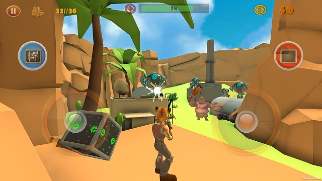 Tom Trooper : New Free 3D platformer action Android game-screen17-07-21-01-57-21.jpg