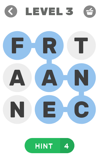 [game]Find Word Game !!-scr3.png