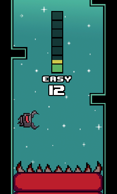 Cosmo Knight - A Challenging Arcade With Pixel Art Graphics-screen2_03.png