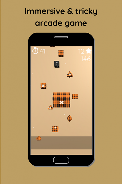 [FREE] Checkout - tricky arcade game-new-screen5_480x800.png